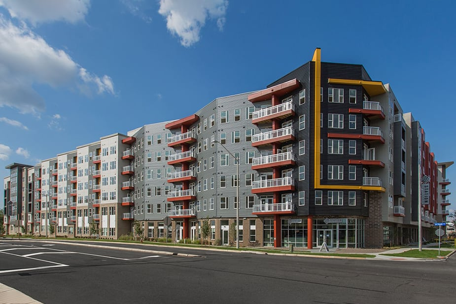 Dulles Station is a multifamily development located in Herndon Virginia.