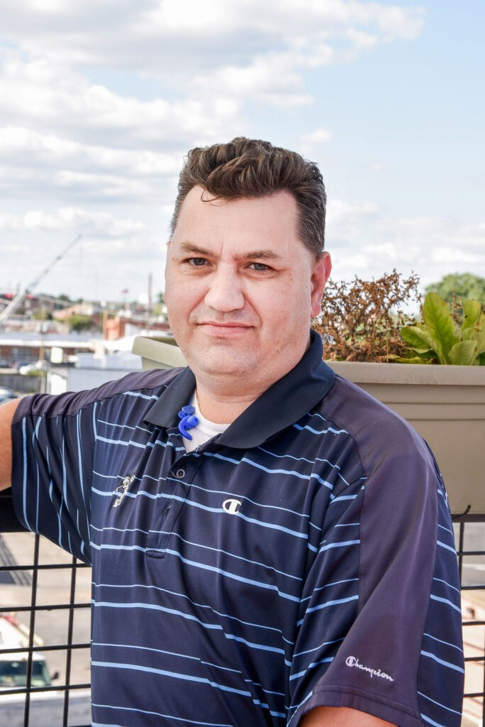 Image of project manager Ray D'Aguanno