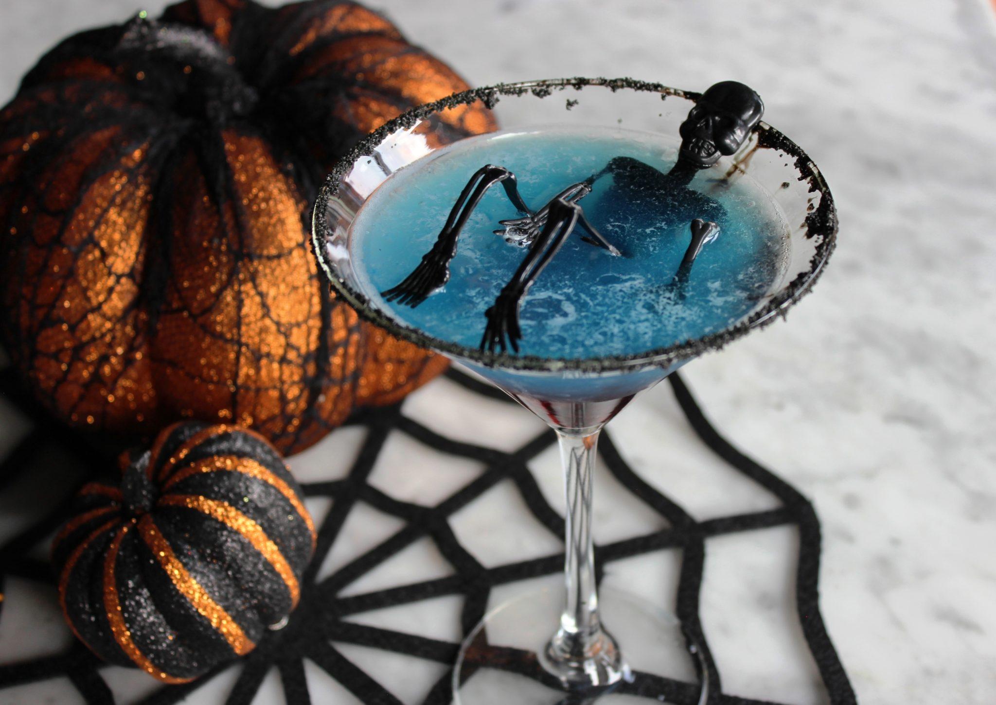 Sugar Skull Martini
