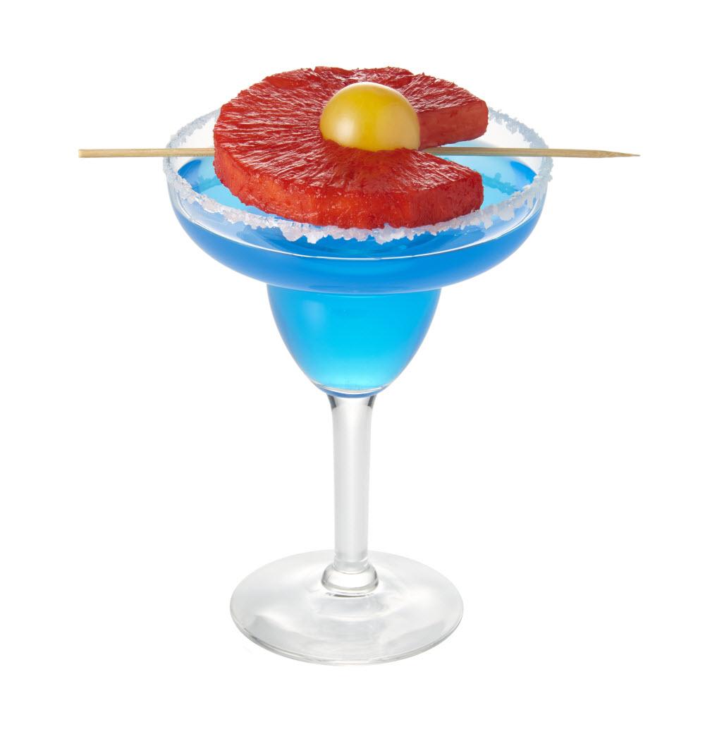 Arta Tequila Colorita Cocktail Side Profile