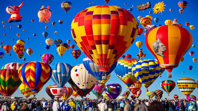 albuquerque-balloon-festival-new-mexico
