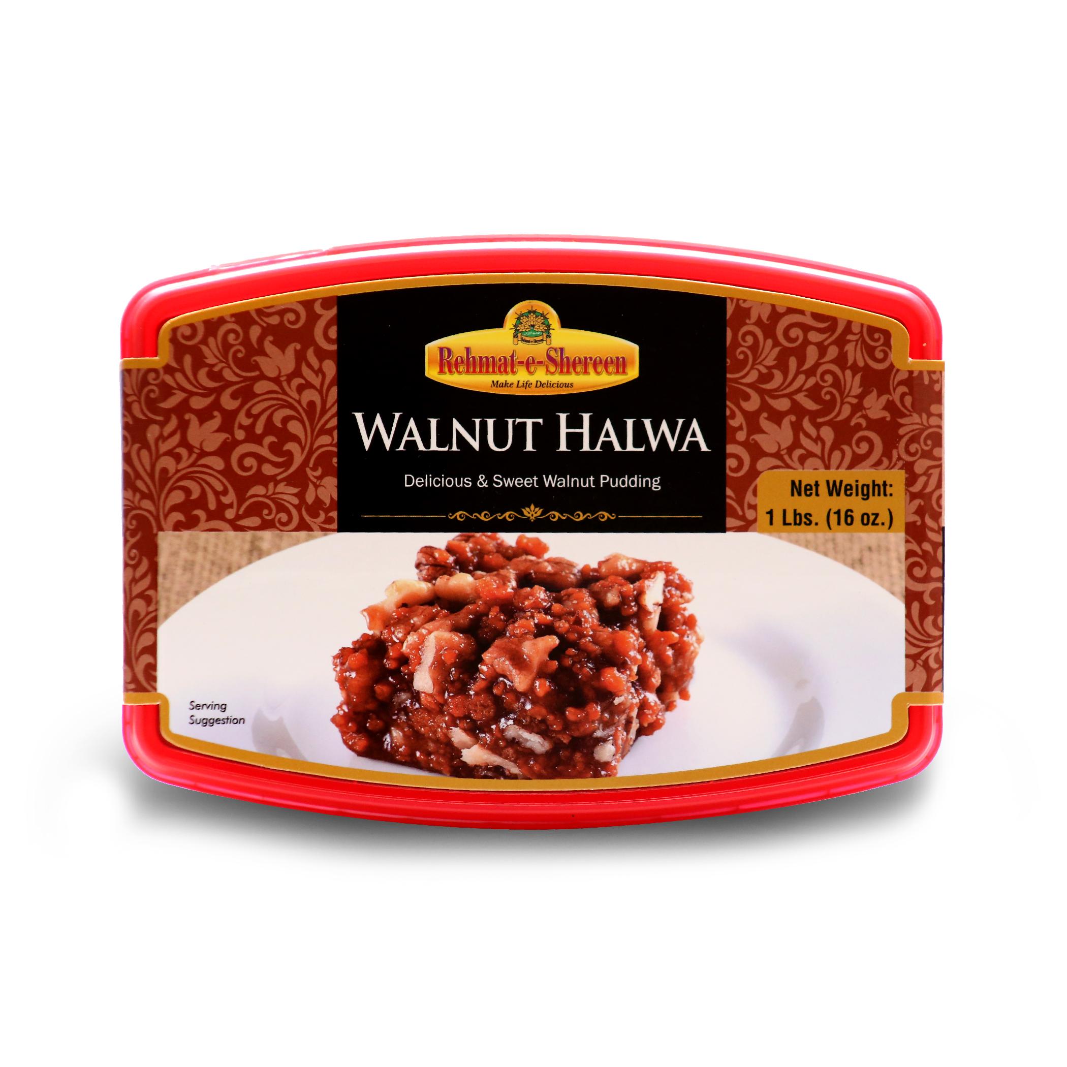 Walnut Halwa