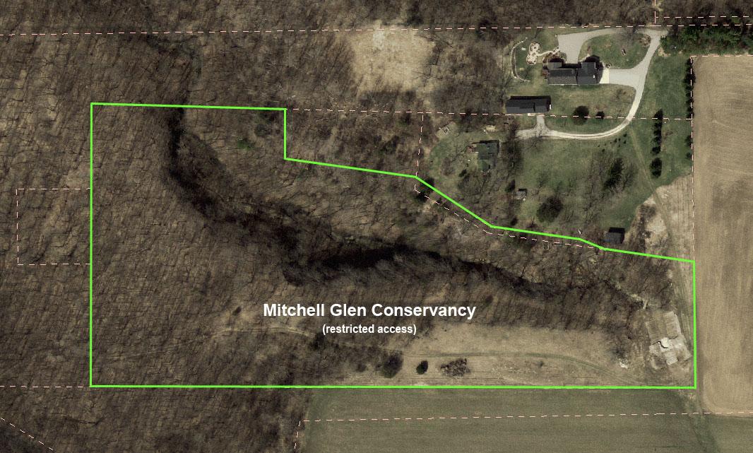 Mitchell Glen map 2014