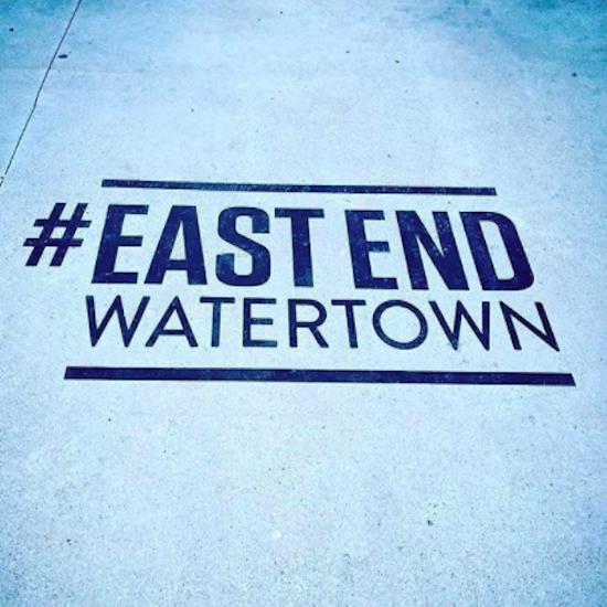 Walking Watertown