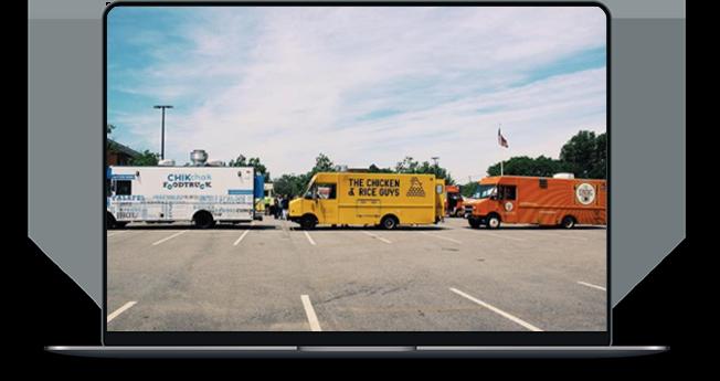 Arsenal Yards Food Truck