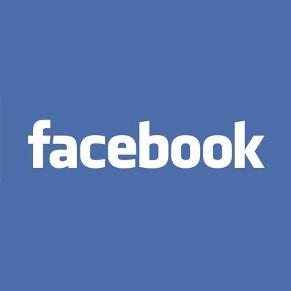 We're on Facebook!