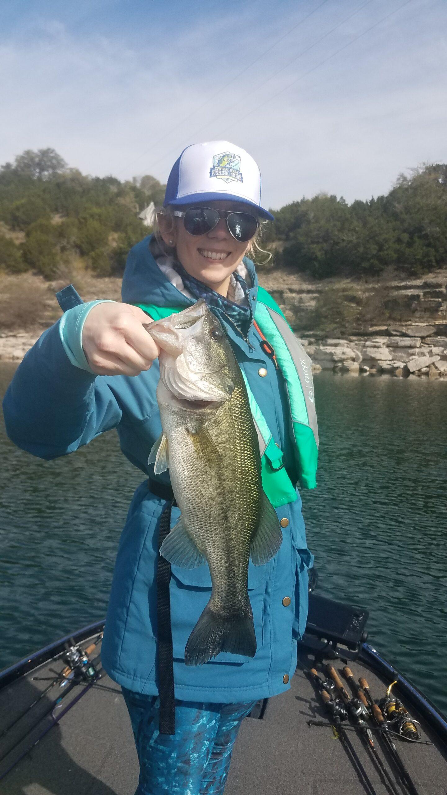 Bluegill - Springtime Bass Pattern