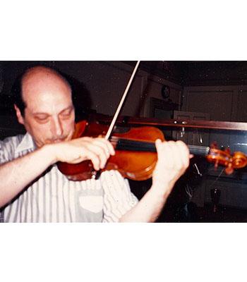 Playing on Kreisler's Del Gesu Violin