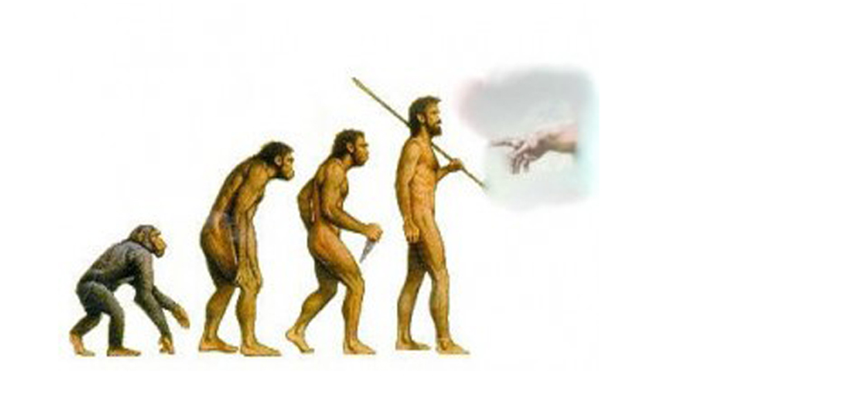 The Evolution of God?