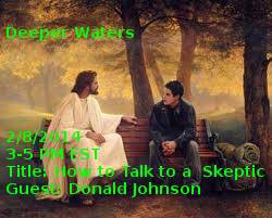 Nick Peters Interviews Don Johnson on Deeper Waters