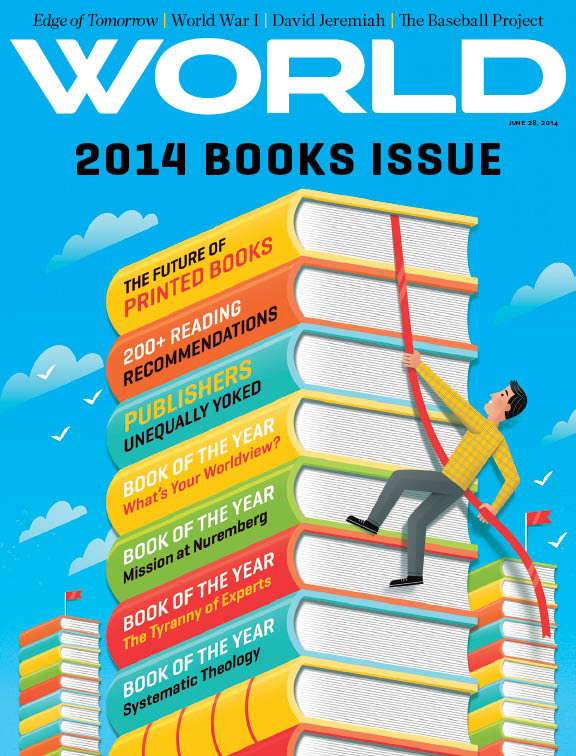 How to Talk to a Skeptic Makes List of World Magazine's Books of the Year