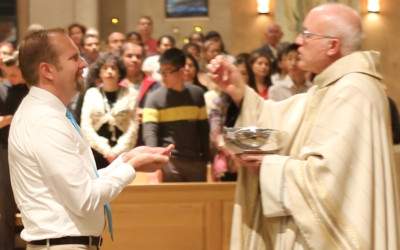 How Being an Evangelist Helped Lead Me to Catholicism