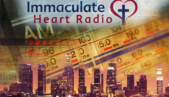 Recent Immaculate Heart Radio Shows