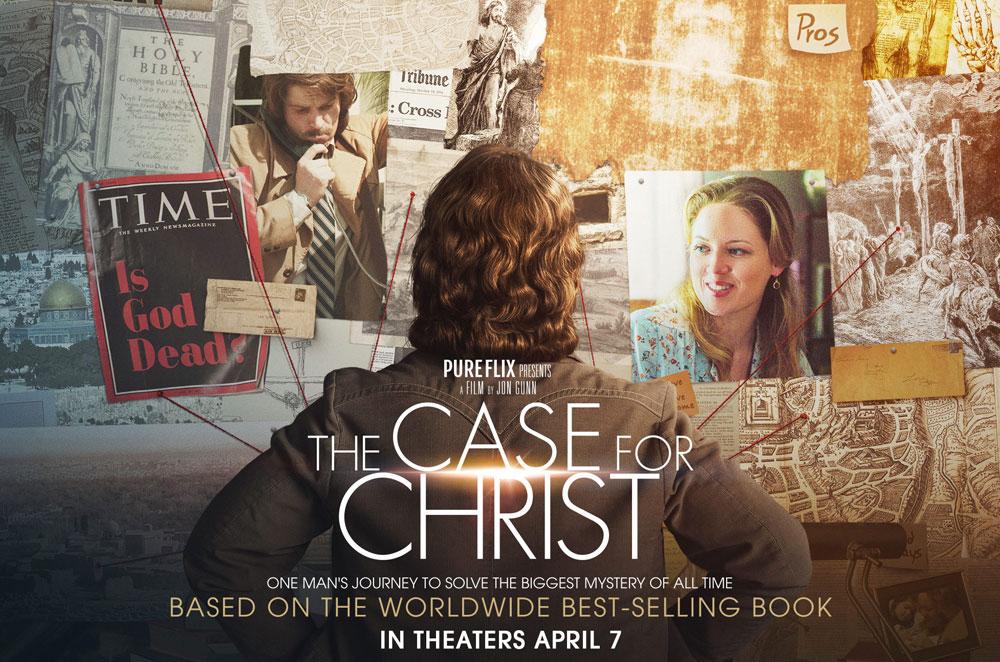Lee Strobel on The Case for Christ