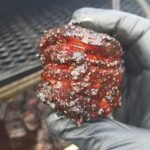 Kansas style Pork Belly Burnt Ends
