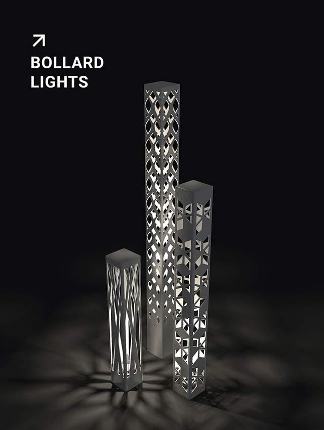View our Bollard Lights