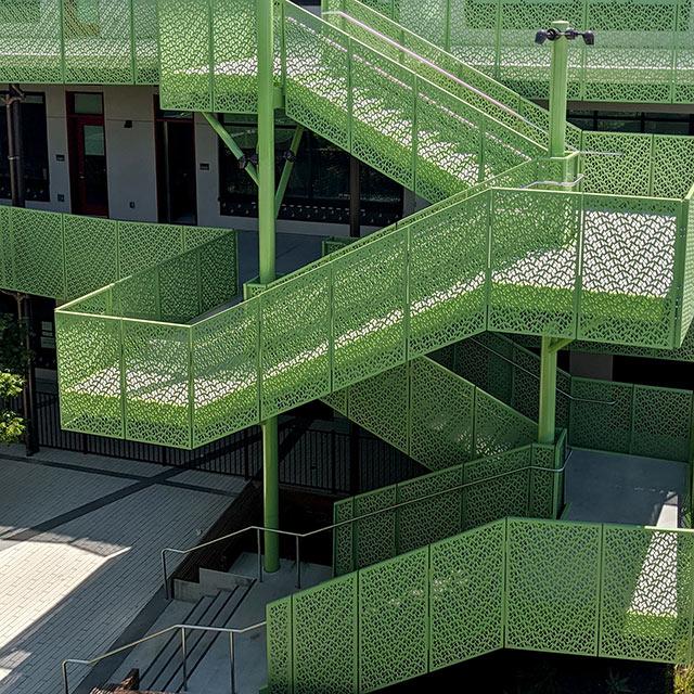 Stair Guardrails