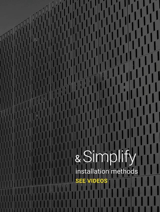 Simplify - Installation Methods