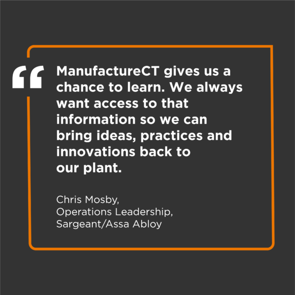 ManufactureCT member review