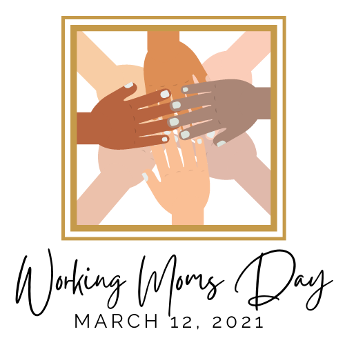 Working Moms Day Logo Ideas