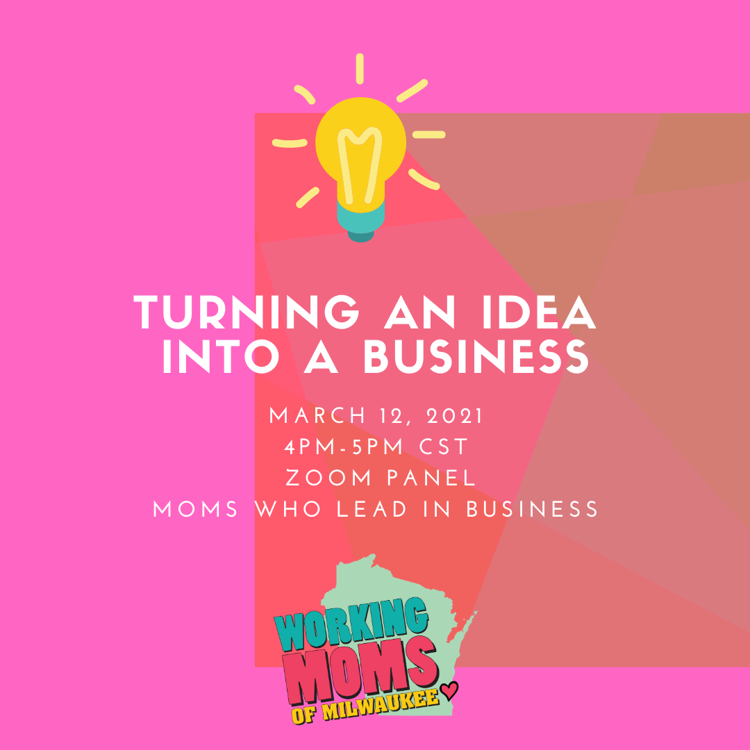 turning an idea into a business