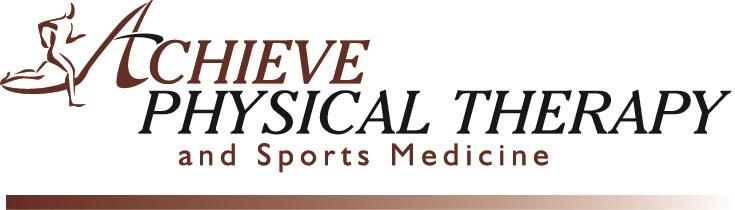 achieve - color logo