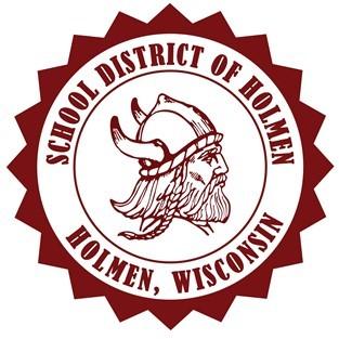 School District Viking Small logo