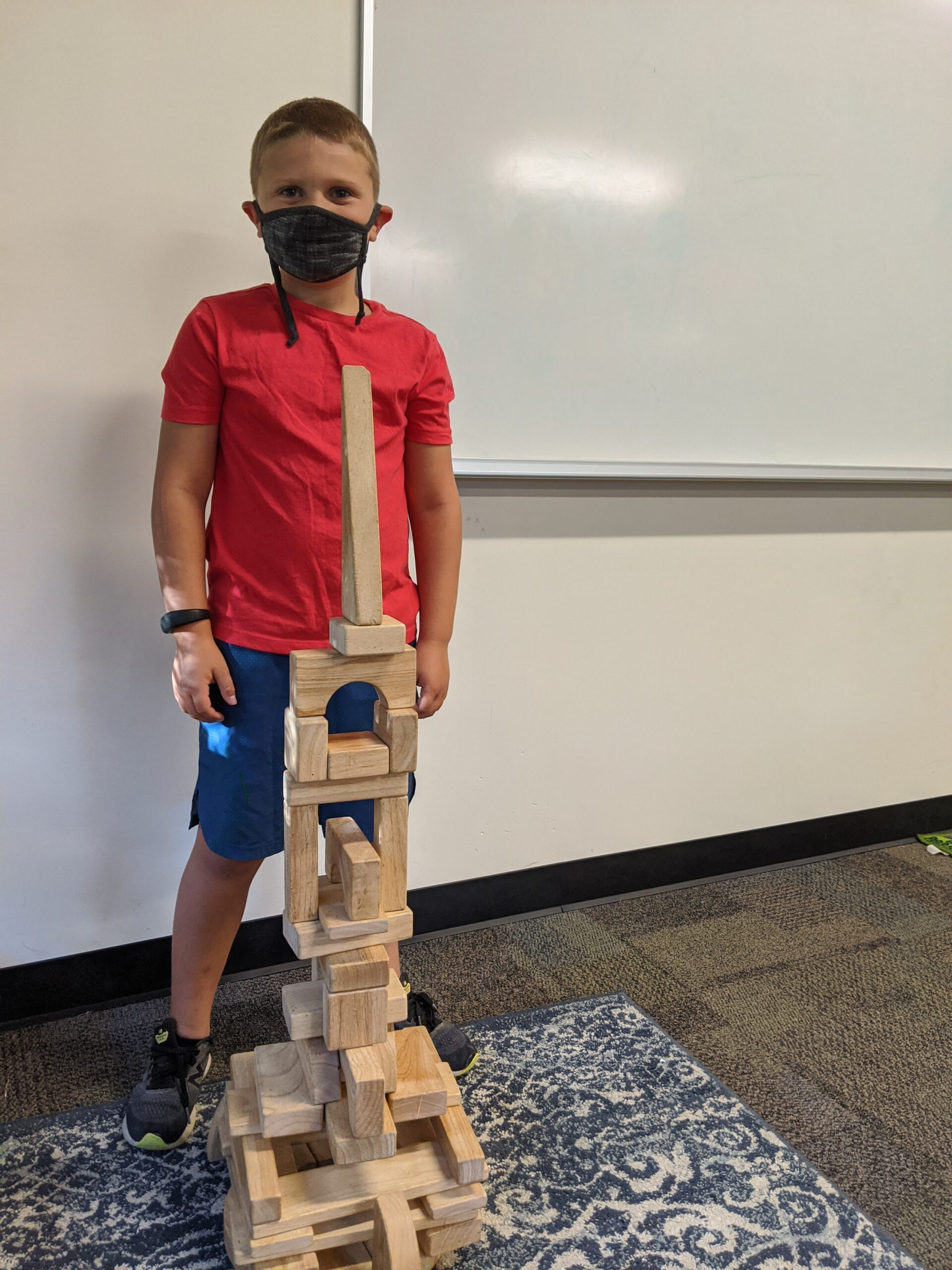 Balancing tower