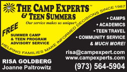 The Camp Experts & Teen Summers