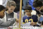 Hudson School: The World Peace Game