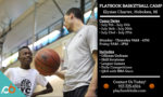 Playbook Basketball Camp at Elysian Charter School