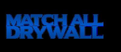 Match All Drywall Logo