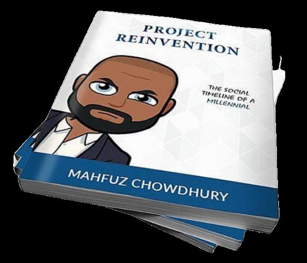 Mahfuz Chowdhury Project Reinvention Book