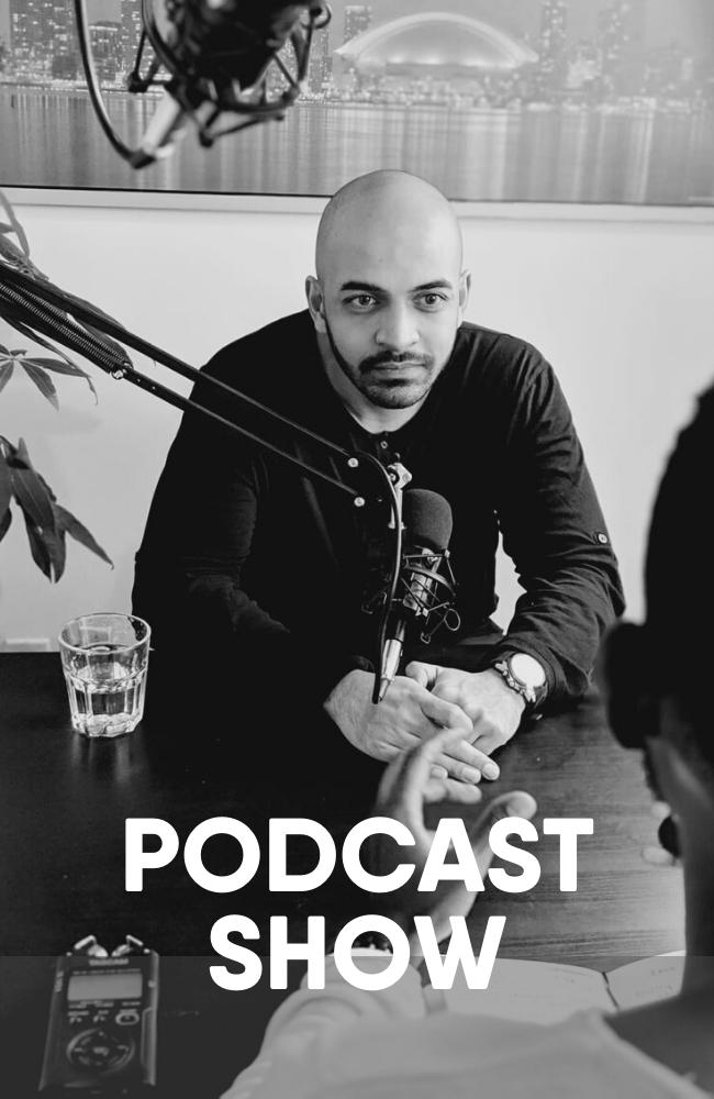 Mahfuz Chowdhury Podcast Show