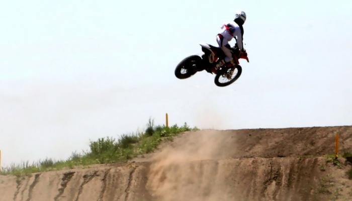 Abbott Motocross Track, Lincoln, NE