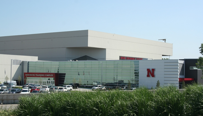Bob Devaney Sports Center Addition, Lincoln, NE