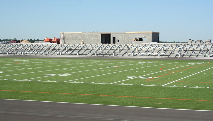Beatrice High School Turf and Track, Beatrice, NE