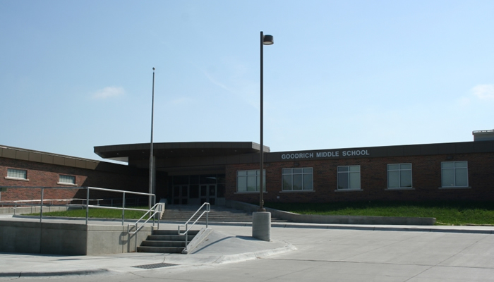 Goodrich Middle School Renovation, Lincoln, NE
