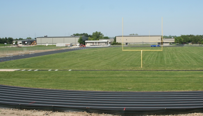 Lincoln Christian High School Track, Lincoln, NE