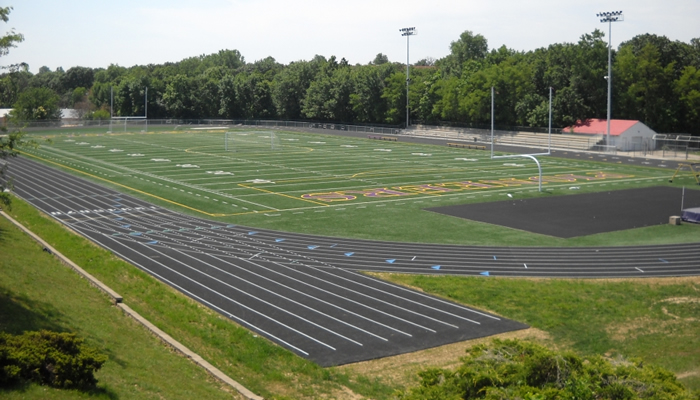 Nebraska City High School Turf and Track, Nebraska City,NE
