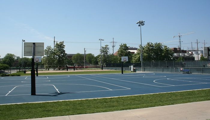 University of NE Basketball Courts, Lincoln, NE