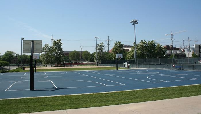 University of NE Basketball Courts, Lincoln, NE