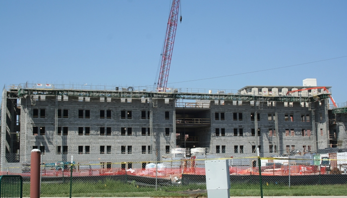 Univ of NE Knoll Student Housing Phase 1, Lincoln, NE