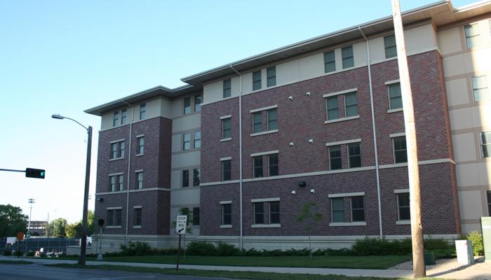 Univ. of NE Knoll Student Housing, Lincoln, NE
