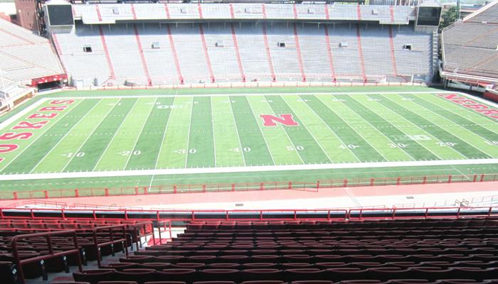 Univ. of NE Memorial Stadium Turf Replacement, Lincoln, NE