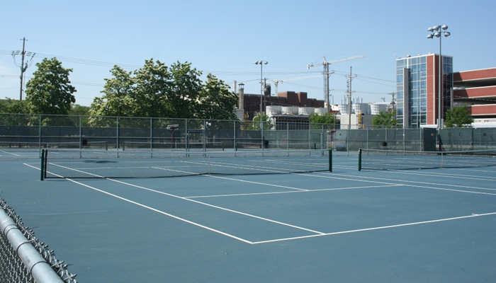 Univ. of NE Tennis Courts, Lincoln, NE