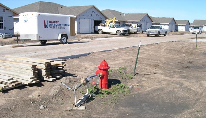 West Park Townhomes, North Platte, NE