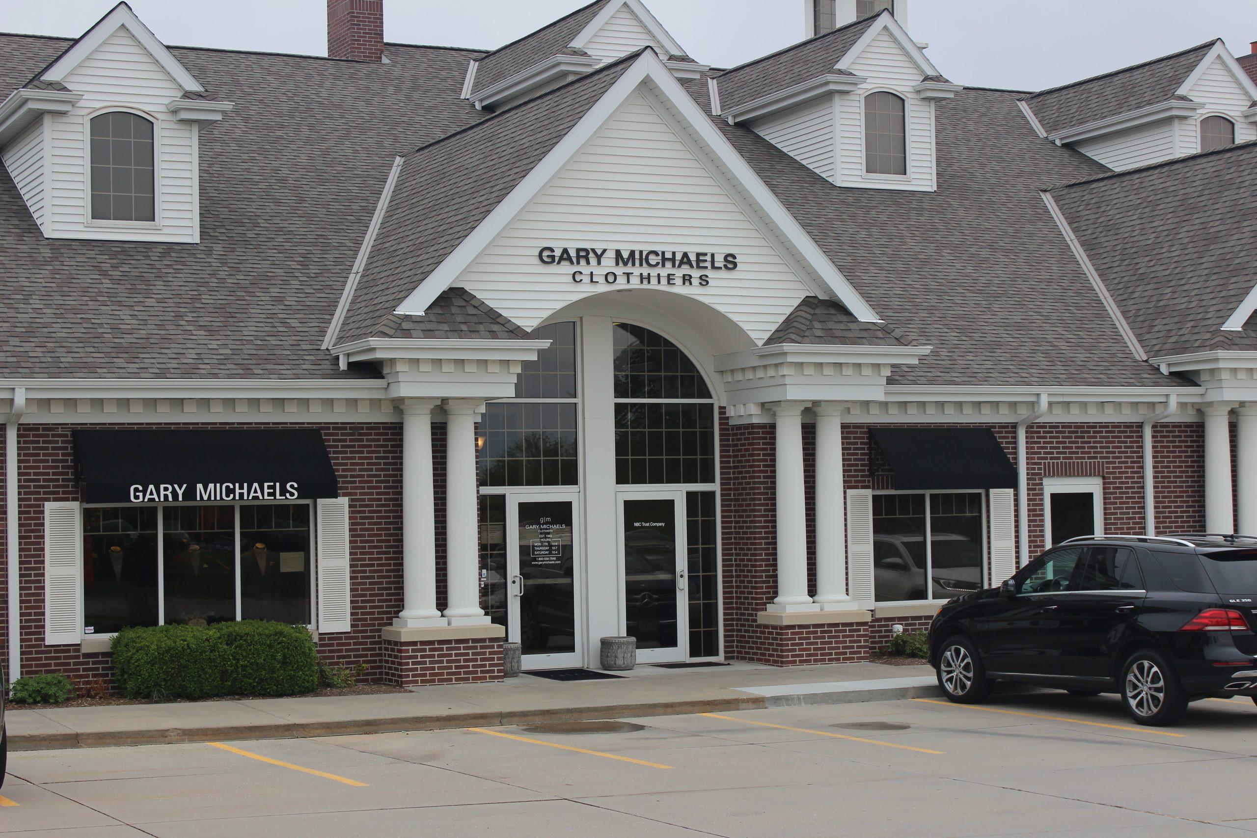 Gary Michaels Clothiers, Lincoln, NE