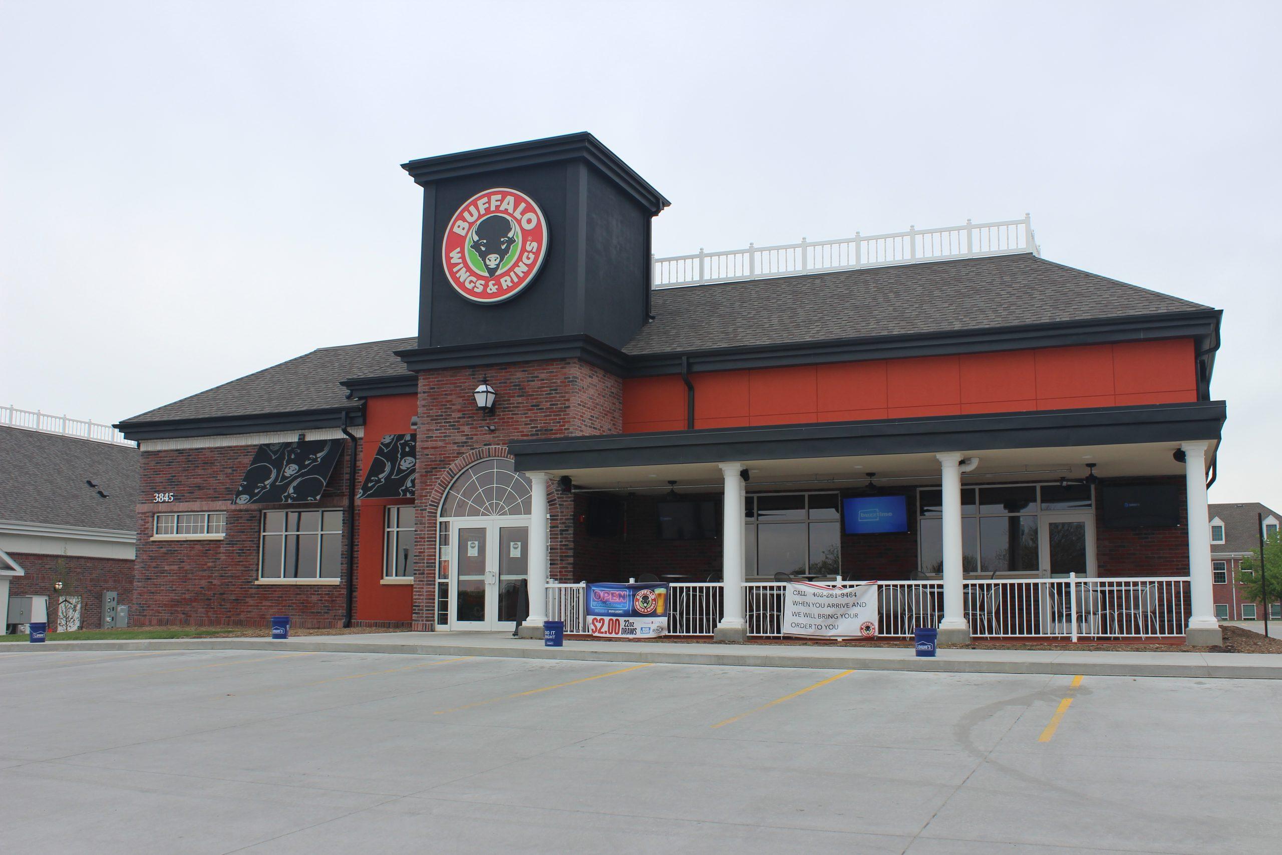 Buffalo Wings & Rings, Lincoln, NE