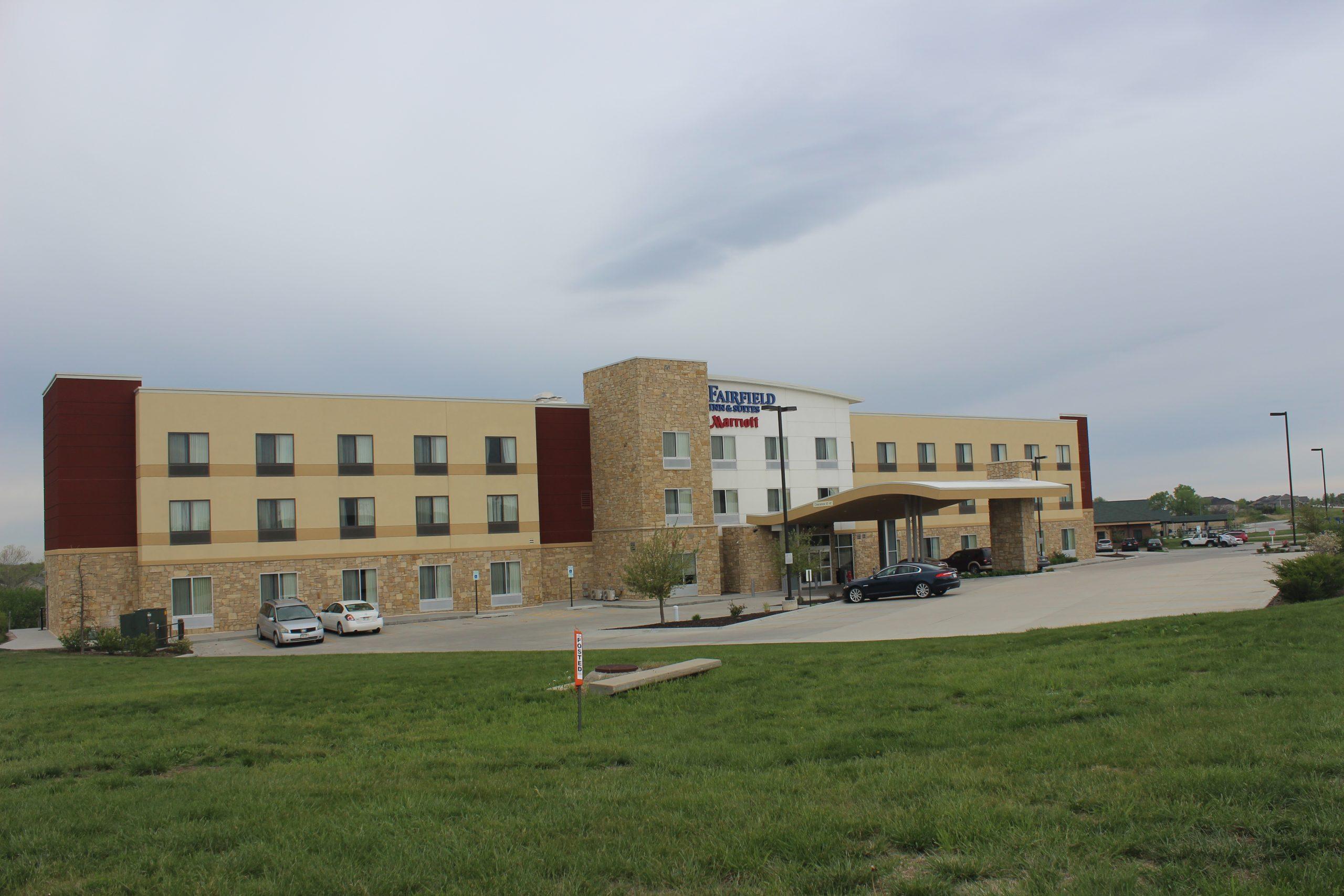 Fairfield Inn & Suites by Marriott Lincoln Southeast, Lincoln, NE